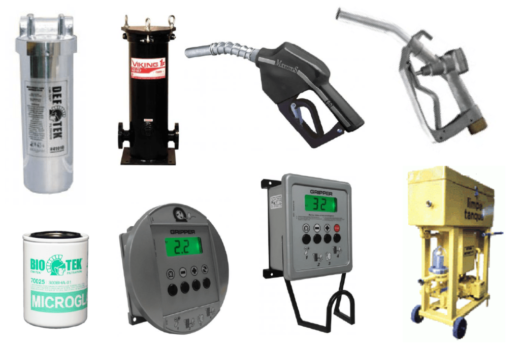 Pumptronics products